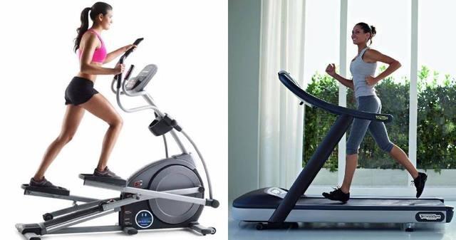 跑步机和椭圆机对比