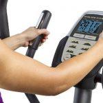 椭圆机的心率监测和心率控制